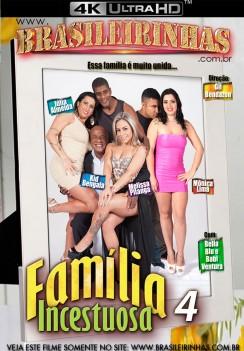 Filme pornô Família Incestuosa 4 4k Capa Hard