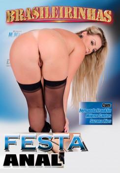 Filme pornô Festa Anal Capa da frente