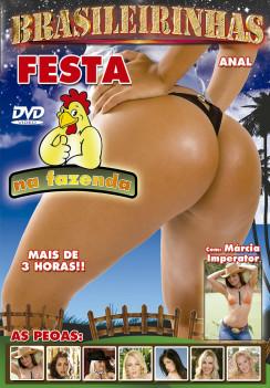 Filme pornô Festa na Fazenda Capa da frente