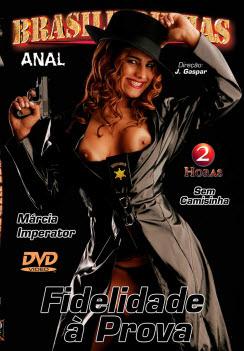 Filme pornô Fidelidade à Prova Capa da frente