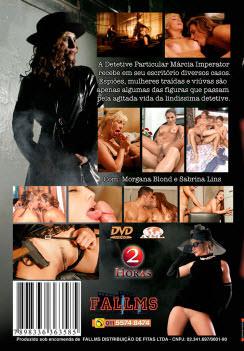 Filme pornô Fidelidade à Prova capa de Trás