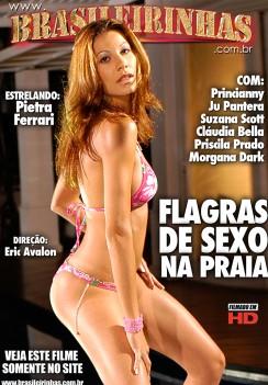 Filme da Brasileirinhas online para assistir na sua TV Flagras de Sexo na Praia