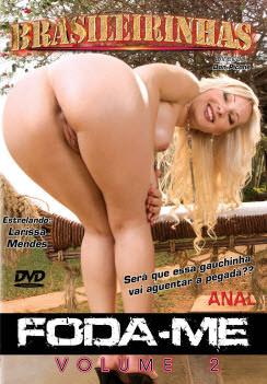 Filme pornô Foda Me 2 Capa da frente