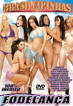 Filme pornô Fodelança Capa da frente
