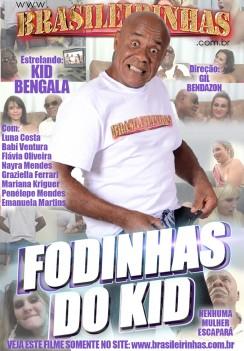 Filme pornô Fodinhas do Kid Capa Hard