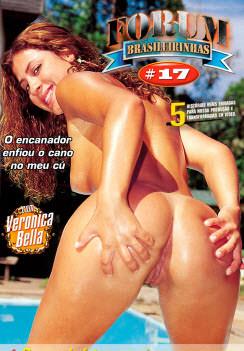 Filme pornô Fórum Brasileirinhas 17 Capa da frente
