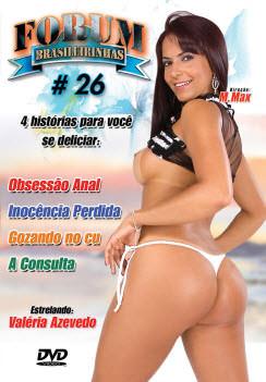 Filme pornô Fórum Brasileirinhas 26 Capa da frente