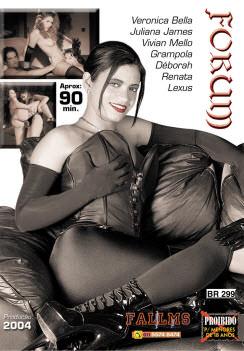Filme pornô Fórum Brasileirinhas 21  capa de Trás