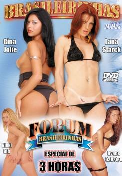 Filme pornô Forum 3 Horas Capa da frente