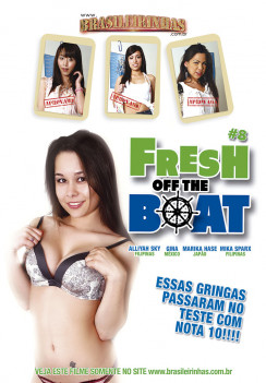 Porn Fresh Off the Boat 8 Hard cover