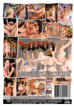 Filme pornô Funk 2 capa de Trás