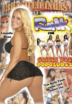 Filme pornô Funk com Gaiola das Popozudas Capa da frente