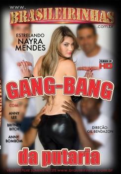 Filme pornô GangBang da Putaria Capa Hard