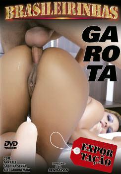 Filme pornô Garota Exportação Capa Hard