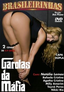 Filme pornô Garotas da Mafia Capa da frente