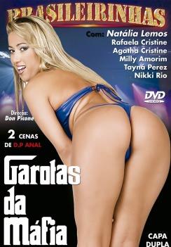 Filme pornô Garotas da Mafia Capa Hard