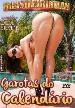 Filme pornô Garotas do Calendário 2012 Capa Hard