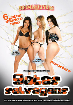 porn Gatas Selvagens Front cover