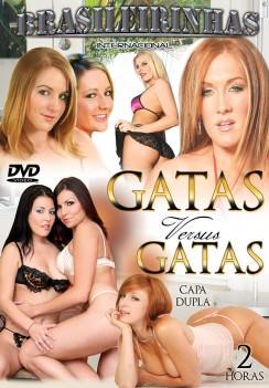 Filme pornô Gatas Versus Gatas Capa da frente