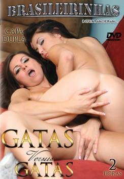 Filme pornô Gatas Versus Gatas Capa Hard