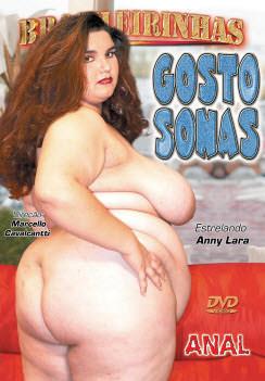 Filme pornô Gostosonas Capa da frente