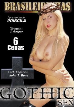 Filme pornô Gothic Sex Capa da frente