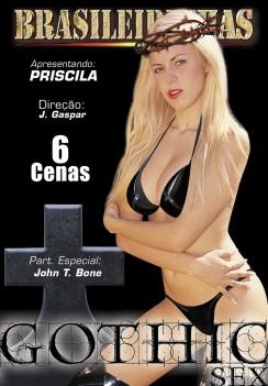 Filme pornô Gothic Sex Capa Hard
