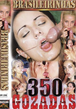 Filme pornô 350 Gozadas Capa da frente