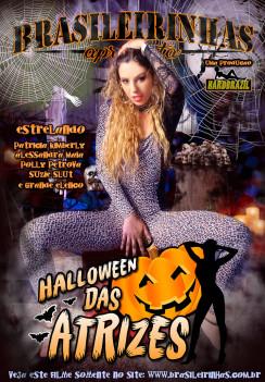 porn Halloween das Atrizes Front cover