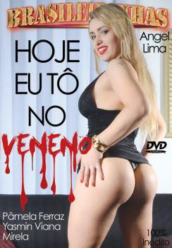 Filme pornô Hoje Eu To No Veneno Capa da frente