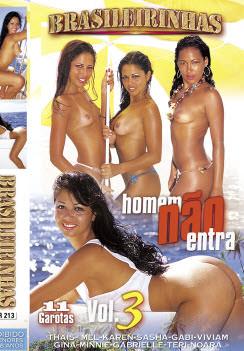 Filme da Brasileirinhas online para assistir na sua TV Homem Não Entra 3