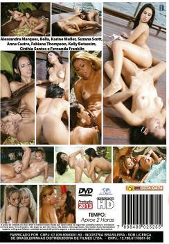 Filme pornô Homem Nao Entra 8 capa de Trás