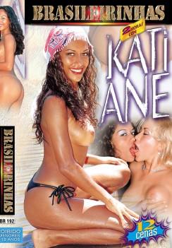 Filme pornô 2 Horas com Katiane Capa da frente