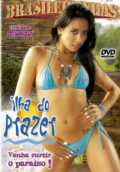 Filme pornô Ilha Do Prazer Capa da frente