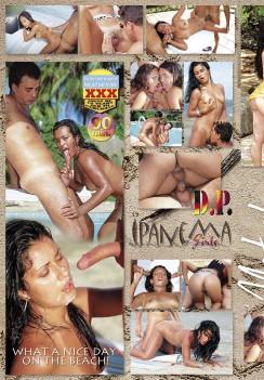 Filme pornô Ipanema Girls Natasha capa de Trás