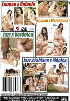 Filme pornô Jazz x Loupan capa de Trás