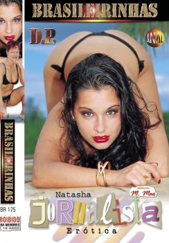 Filme pornô Jornalista Erótica Capa da frente
