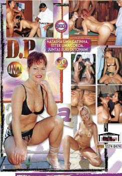 Filme pornô Jornalista Erótica capa de Trás