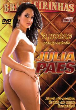 Filme pornô Júlia Paes Capa da frente