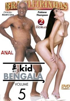 Filme pornô Kid Bengala 5 Capa da frente