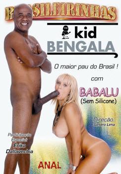 Filme pornô Kid Bengala Capa da frente