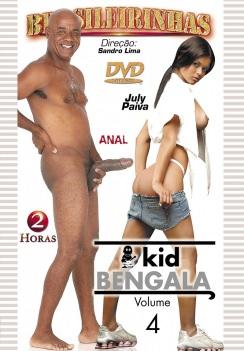 Filme pornô Kid Bengala 4 Capa da frente