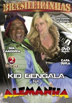 Filme pornô Kid Bengala Na Alemanha Capa da frente