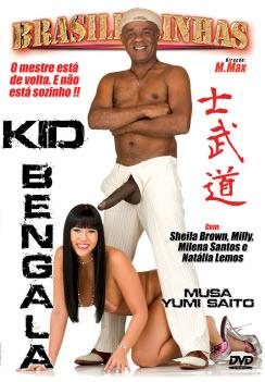 Filme pornô Kid Bengala Yumi Saito Capa da frente