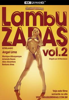 porn Lambuzadas 2 Front cover