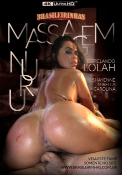 porn Massagem Nuru Front cover