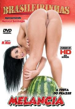 Filme pornô Melancia a Fruta do Prazer Capa da frente