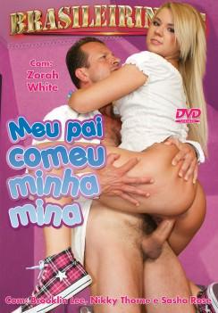 Filme pornô Meu Pai Comeu Minha Mina Capa Hard