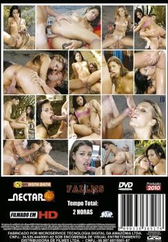 Filme pornô Miragens capa de Trás
