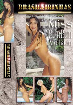 Filme pornô Miss Bumbum Molhado Capa da frente